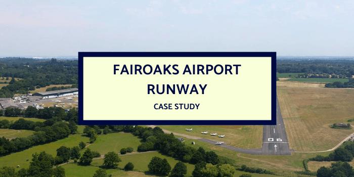Fairoaks runway