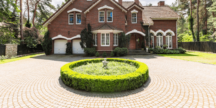 Top 4 Design Ideas For Your Driveway That You Ll Love
