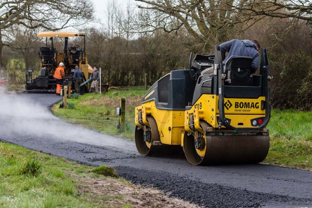 Tarmac Road | Bar Lane | SGS Surfacing