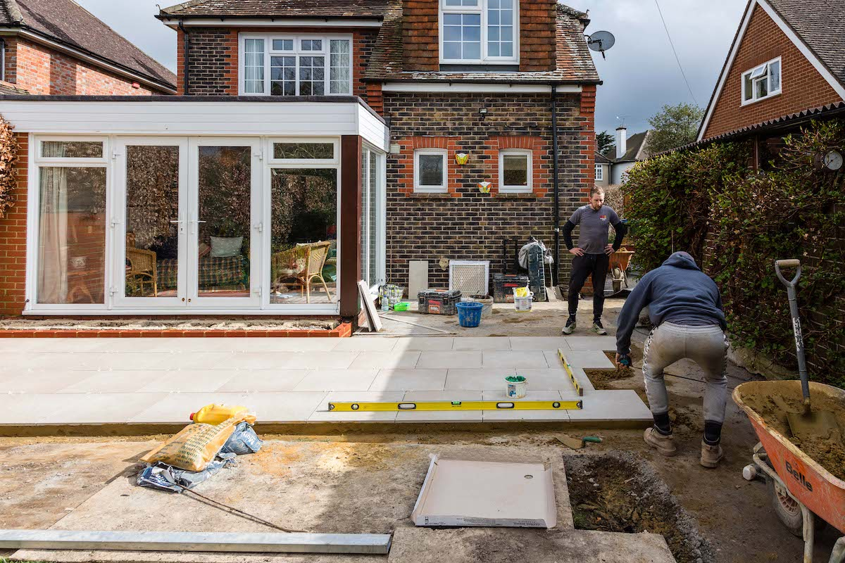 Block Paving | Pondtail Road | SGS Surfacing