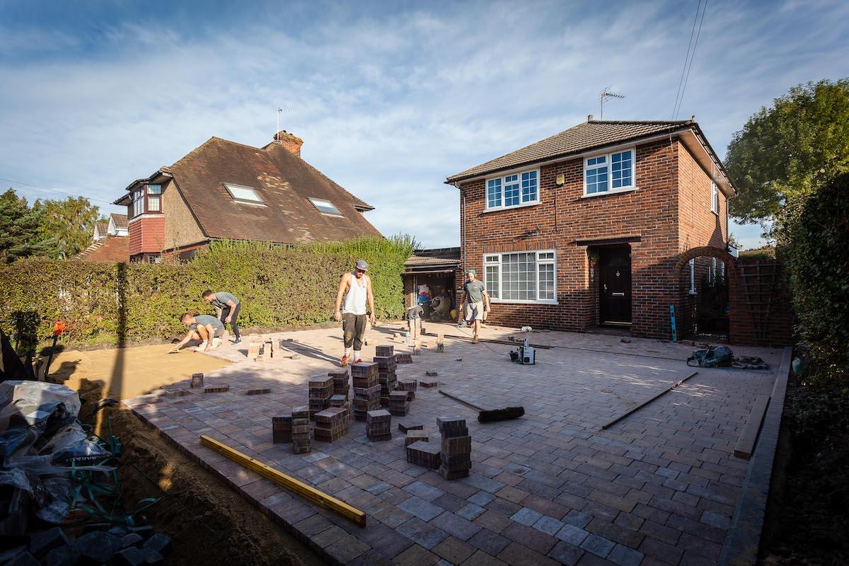 Brick Paving | SGS Surfacing