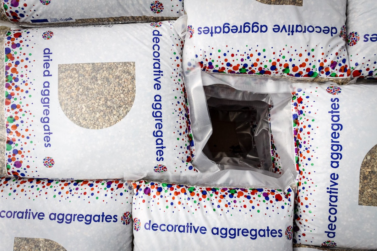 Resin Bound Gravel Decorative Aggregates| SGS Surfacing