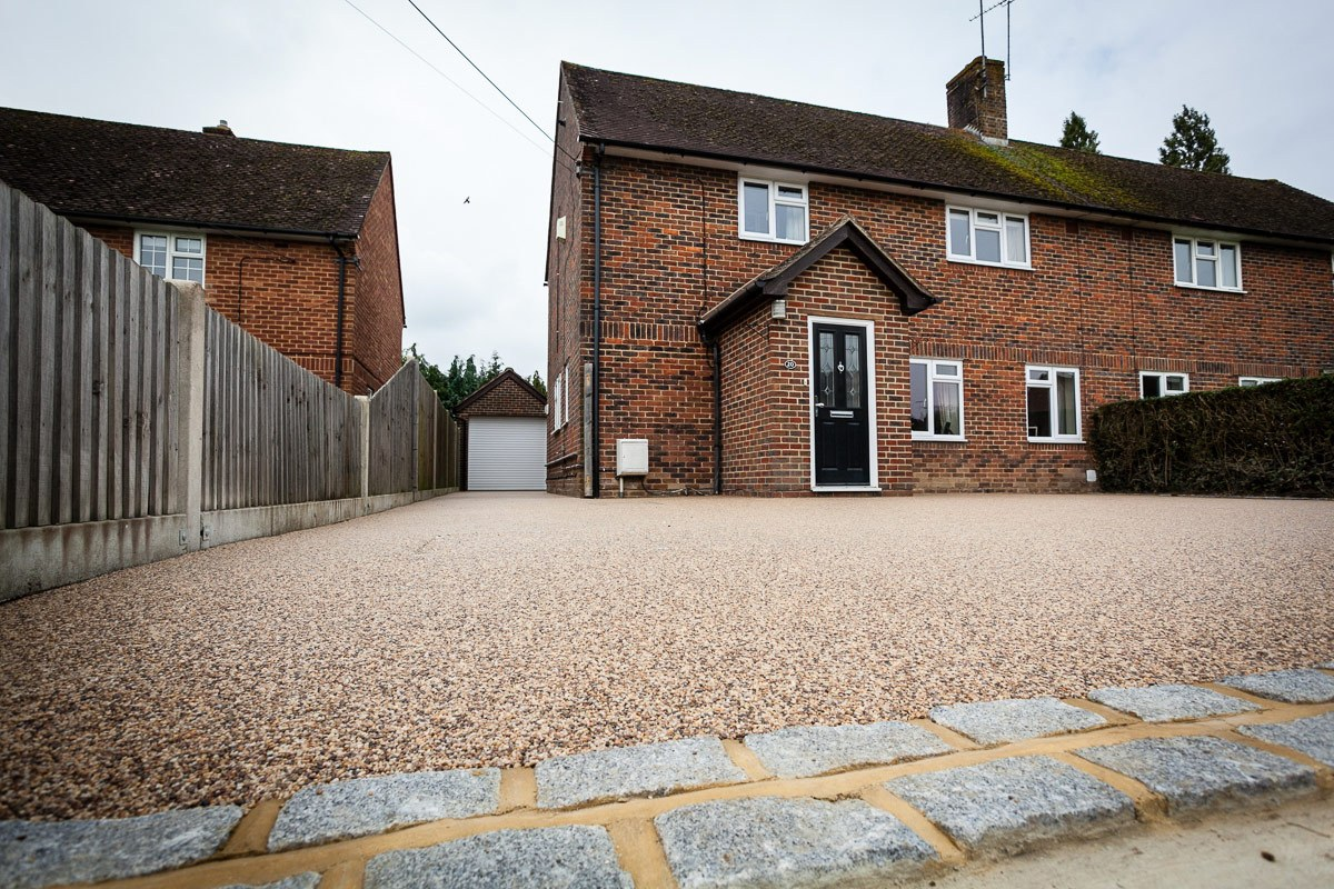 Resin Bound Gravel Driveway | SGS Surfacing