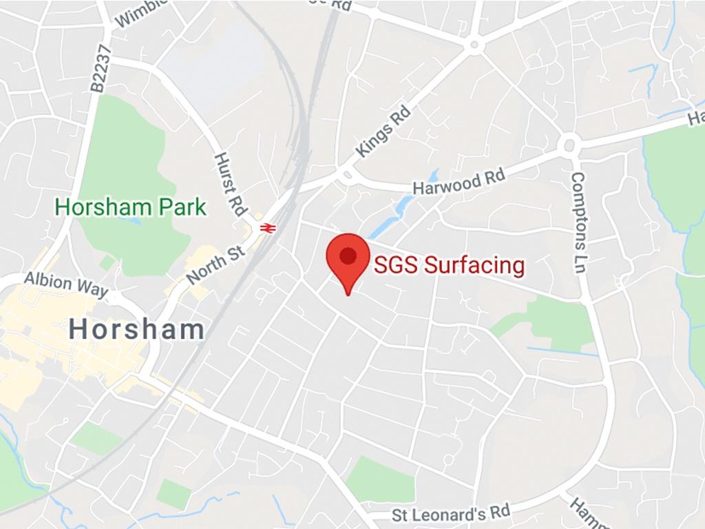 SGS Surfacing Horsham